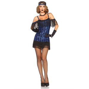 Glamour Girl Flapper - Charleston Lady