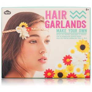 Haargirlanden zum Selbermachen