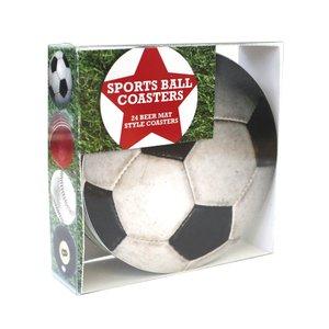 Sottobicchiere - Palle dello sport (Set di 24)