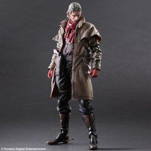 Metal Gear Solid V - The Phantom Pain: Play Arts Kai - Ocelot