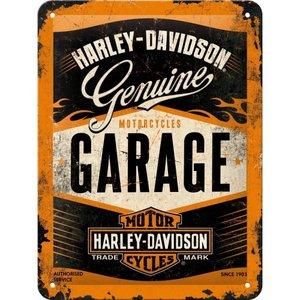 Harley-Davidson: Garage