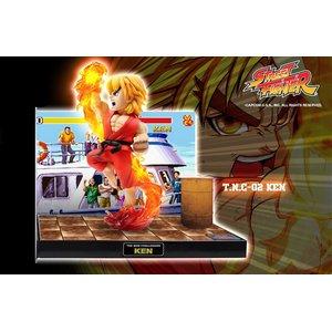 Street Fighter: Ken (Sound & LED)