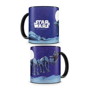 Star Wars: AT-AT Sleigh Christmas