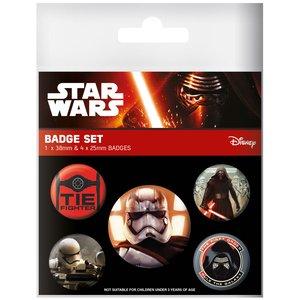 Star Wars - Episode VII: First Order 5er Set