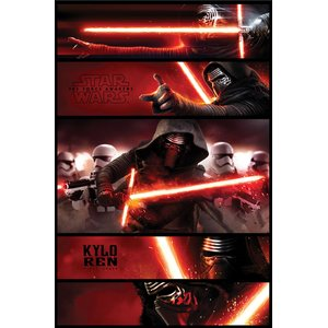 Star Wars - Episode VII: Kylo Ren Panels