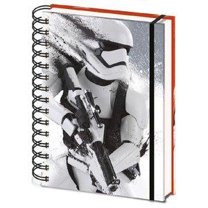 Star Wars: Stormtrooper mit Gummi A5