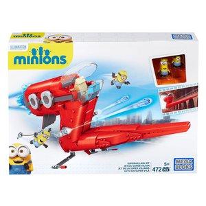 Minions: Supervillain Jet Mega Bloks