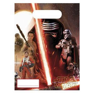 Star Wars - Force Awakeness: Mitgebsel - 6er Set