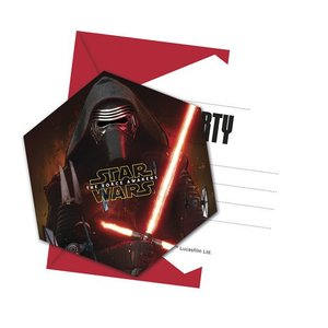 Star Wars - Episode VII: Kylo (6 Pezzi)