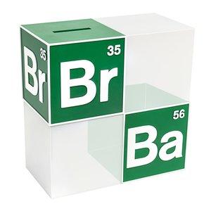 Breaking Bad: BrBa Logo