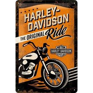 Harley-Davidson: The Original Ride