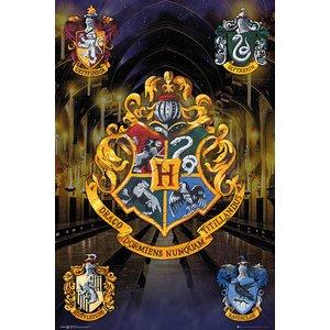 Harry Potter: Hogwarts Häuserwappen