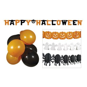Happy Halloween Party Set