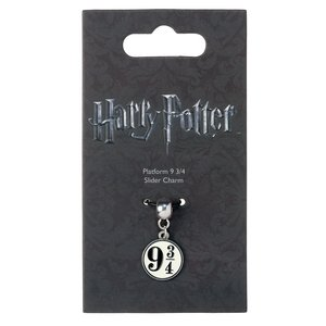Harry Potter Anhänger Platform 9 3/4 (versilbert)