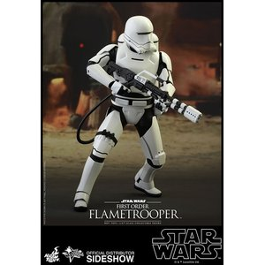 Star Wars: First Order Flametrooper 1/6