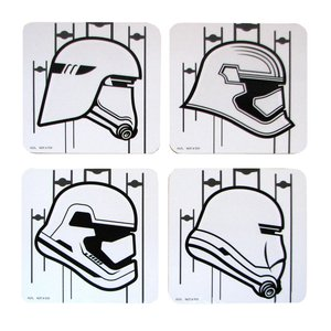 Star Wars - Episode VII: Helmets