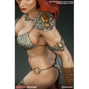 Red Sonja: Red Sonja - She-Devil with a Sword