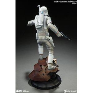 Star Wars statuette Ralph McQuarrie Boba Fett 47 cm