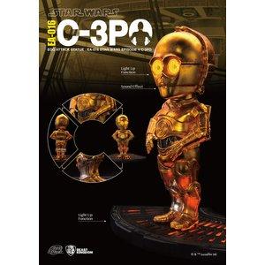 Star Wars - Egg Attack: C-3PO mit Sound & Licht