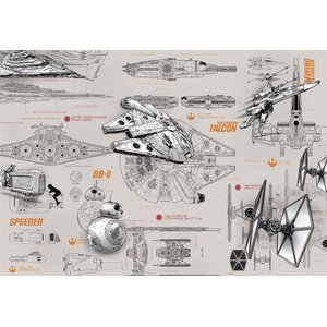 Star Wars - Episode VII: Blueprints