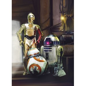 Star Wars - Episode VII: Three Droids