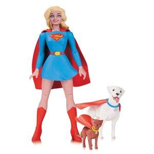 DC Comics Designer: Supergirl by Darwyn Cooke