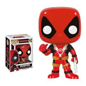 POP! - Marvel Comics: Deadpool Thumb Up