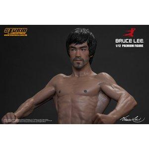 Bruce Lee Statue 1/12 Official Bruce Lee 18 cm