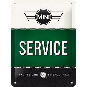 Mini: Service Green