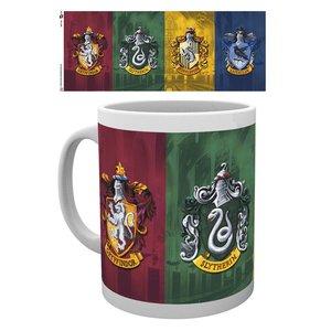 Harry Potter: All Crests