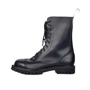 10-Eye Steel Boots