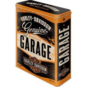 Harley Davidson Garage