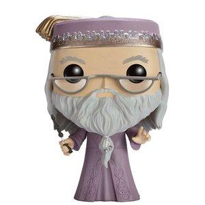 POP! - Harry Potter: Albus Dumbledore mit Zauberstab