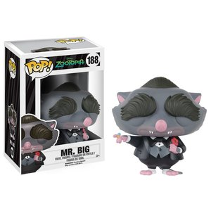 POP! Disney Zoomania / Zootopia: Mr. Big