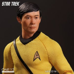 Star Trek: 1/12 Sulu