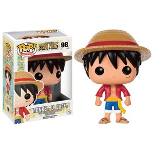 POP! Animation One Piece: Monkey D. Ruffy
