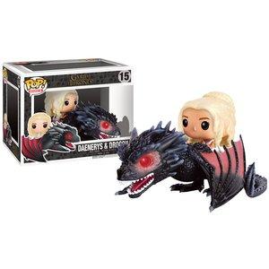 POP! Rides - Game of Thrones: Daenerys & Drogon