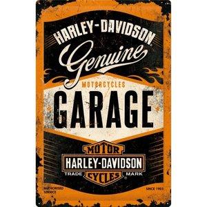 Harley Davidson - Garage