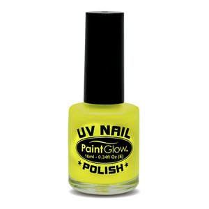 Paint Glow - UV Nail Polish - Neon Gelb - Yellow