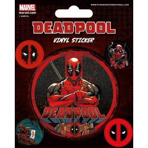 Marvel Comics: Deadpool (5er Set)