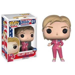 POP! The Vote Campaign 2016: Hillary Clinton