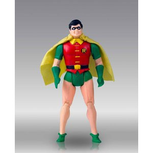 DC Comics - Super Powers Collection: 1/6 Robin Jumbo Kenner