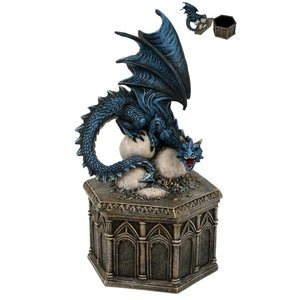 Dragon Tower Blue