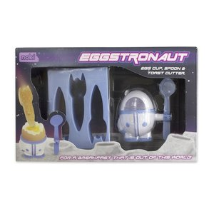Eggstronaut - mit Toastschneider