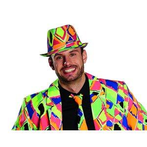 Fedora Clown - Raute Neon