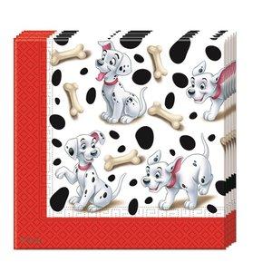 Les 101 Dalmatiens (20 pièces)