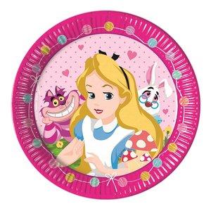Alice im Wunderland (8er Set)