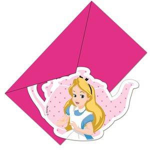 Alice im Wunderland (6er Set)