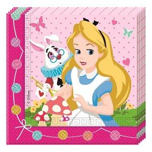 Alice au pays des merveilles (20 pièces)