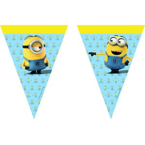 Minions Lovely - Wimpel